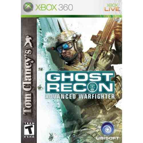 Juego Ghost Recon Xbox 360 Nuevo Original