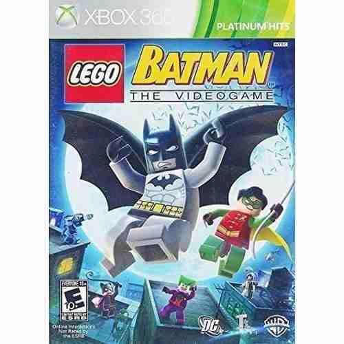 Juego Lego Batman Xbox 360 Nuevo Original