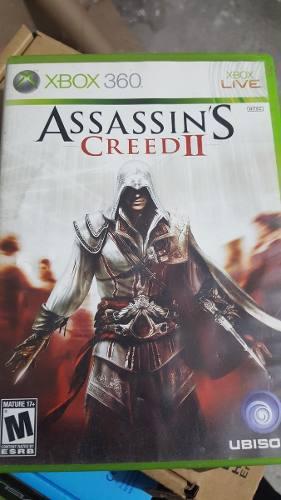 Juego Xbox 360 Assassins Creed 2