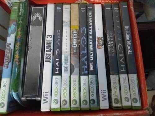 Juegos De Xbox 360 Originales Y Cartucho De Juegos Psp