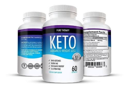 Keto Weight Loss Advanced- 3 Frascos