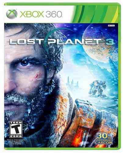 Lost Planet 3 Para Xbox 360 Nuevo Y Sellado Videojuego