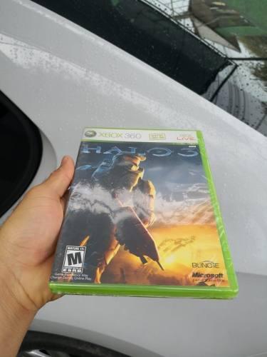 Lote 2 Juegos Nuevos Xbox 360 Halo 3 Y Halo 4 (sellados)