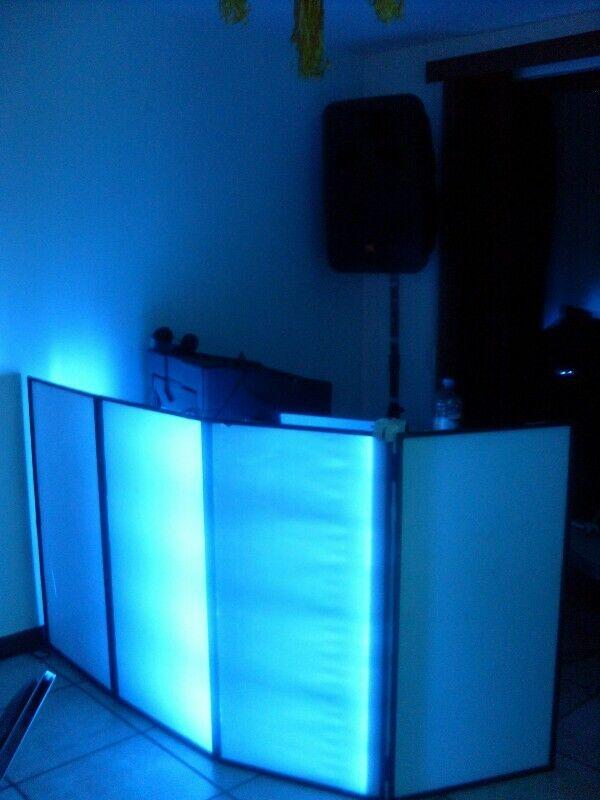 Luz Y Sonido con Dj Fiesta Neon
