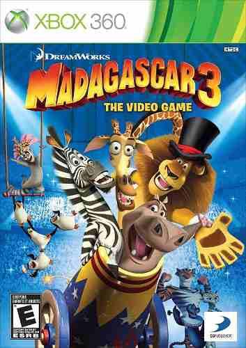 Madagascar 3: La Vídeo Juego - Xbox 360