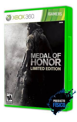 Medal Of Honor Limited Edition Xbox 360 En Igamers