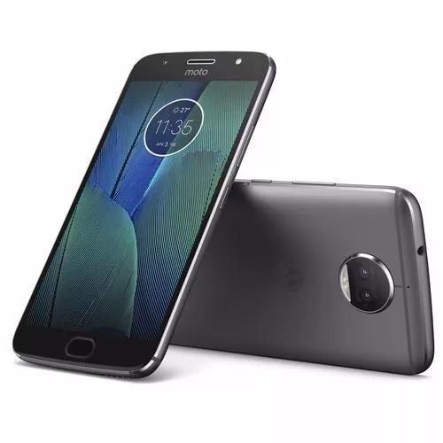 Moto G5s Plus 32gb 3gb Ram Android 8 Oreo Gris 5.5 Pulgadas