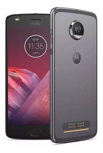 Moto Motorola Z2 Play Xt1710-02 32gb Octacore Lector Huella