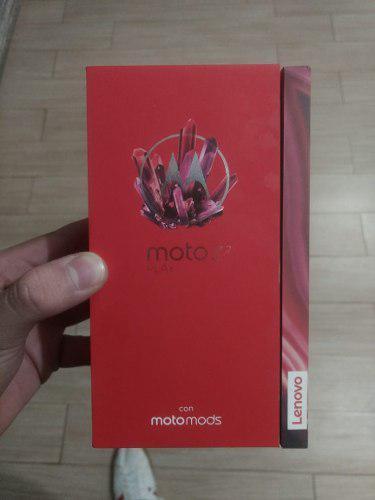 Moto Z2 Play 64gb Dual Sim 4gb De Ram(leer Descripcion)