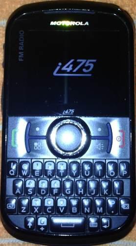 Motorola I475 De Nextel Usado En Buen Estado