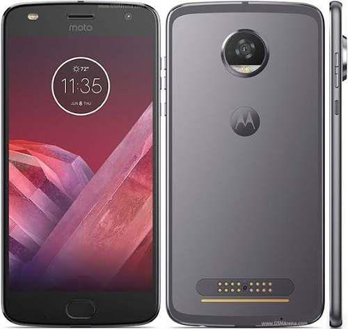Motorola Z2 Play Con Motomod De Bateria