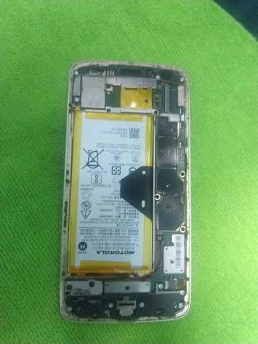 Motorola Z2 Play Dorado Para Refacciones. $2600 Con Envío.