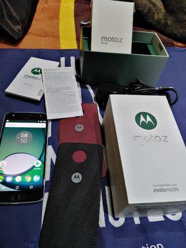 Motoz Play Seminuevo 32g 9/10 Con Caja Accesorios + Regalos!