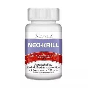 Neo Krill Obesidad, Diabetes Tipo 2 Alzheimer 2 Frascos