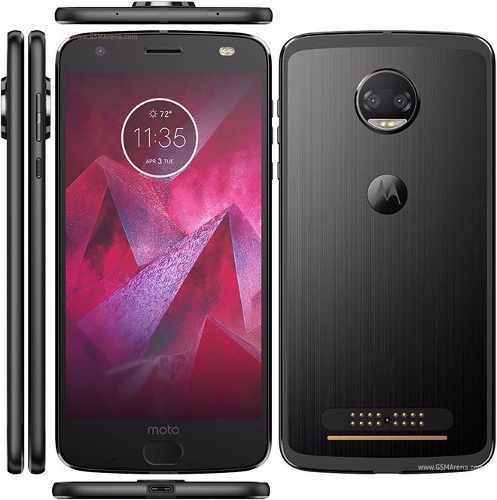 Nuevo Motorola Moto Z2 Play 64gb Rom Y 4gb Ram Dual Sim!!