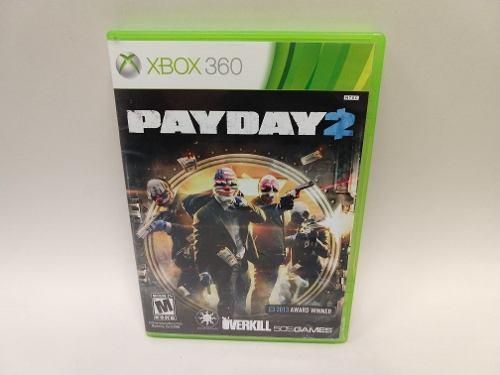 Payday 2 Xbox 360 Juegazo De Colección En The Next Level!