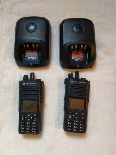 Radio Motorola En Uhf Dgp 5550