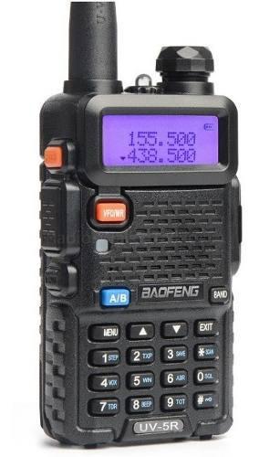Radio Portátil Profesional Baofeng Uv-5r Vhf/uhf 2 Vias