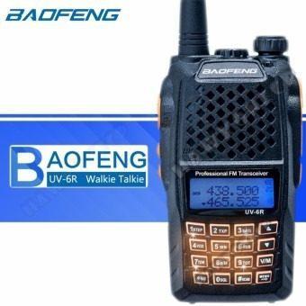 Radio Profesional Portatil Baofeng Uv-6r Vhf/uhf 2 Bandas 7w