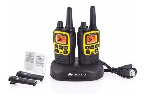 Radios Midland X Talker T61vp3 51km* 32 Millas 2 Vías Evox