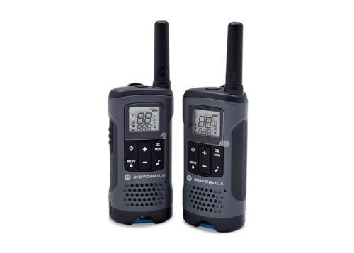 Radios Motorola T200mc De 2 Vías 32 Km De Alcance 22
