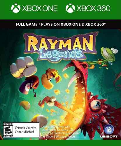 Rayman Legends Xbox One / Xbox 360 (en D3 Gamers)