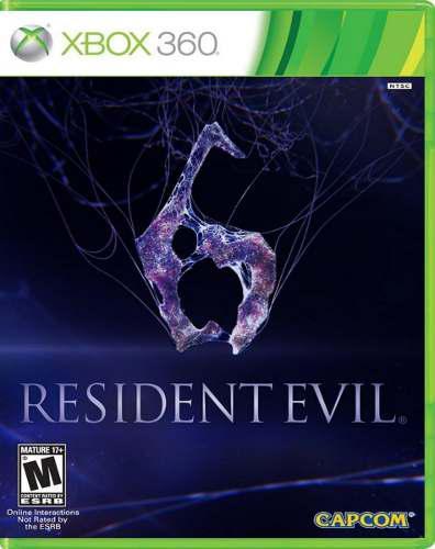 Resident Evil 6 Xbox 360 Nuevo Y Sellado (en D3 Gamers)