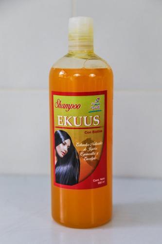 Shampoo De Caballo Con Biotina
