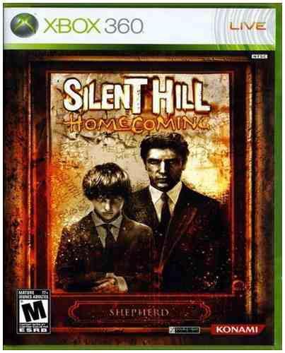 Silent Hill Homecoming Xbox 360 Nuevo Y Sellado Juego