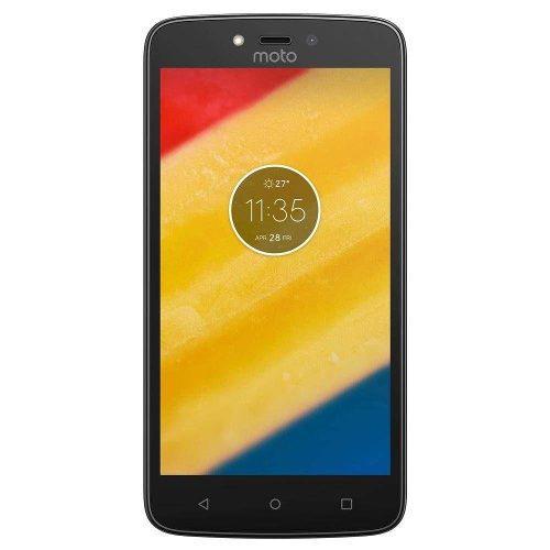 Smartphone Motorola Moto C Plus 16 Gb Negro Desbloqueado