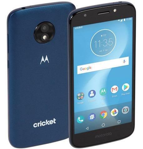 Smartphone Motorola Moto E5 Cruise:procesador Quad Core