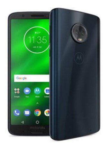 Telefono Celular Moto G6 Plus Indigo Para Cualquier