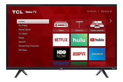 Television Smart Tv Tcl 32 Pulgadas Led, Lcd, Hdtv Con Roku