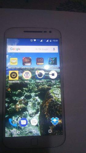 Teléfono Celular Motorola 4g Plus