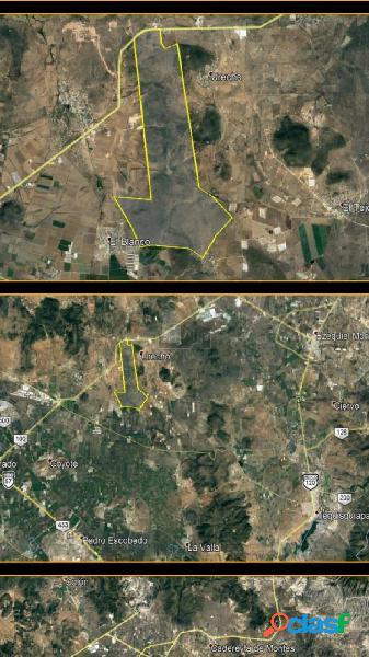 Terreno Cerca Aeropuerto y universidad Arkansas, Qro 1,000