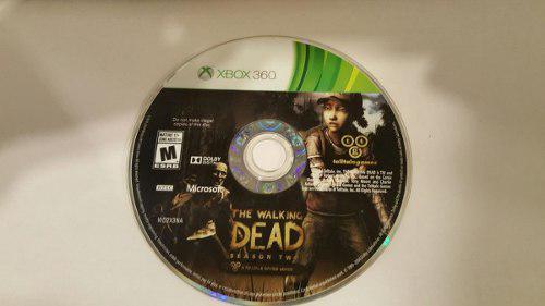 The Walking Dead Season Two 2 Xbox 360 Usado Blakhelmet C