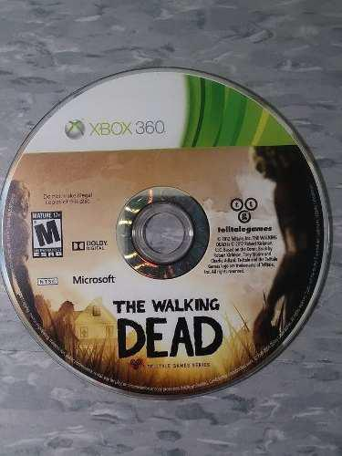 The Walking Dead Xbox 360 Usado Blakhelmet C