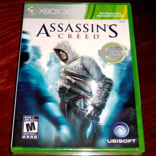 Videojuego Assassin's Creed Platinum Hits Xbox 360 Y One