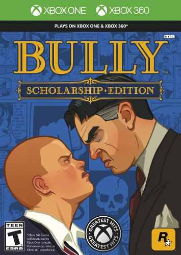 Videojuego Bully: Scholarship Edition Para Xbox One O 360