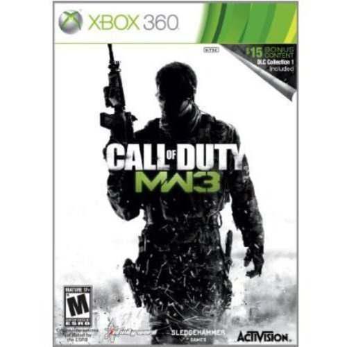 Videojuego Call Of Duty: Modern Warfare 3 (xbox 360) Con El