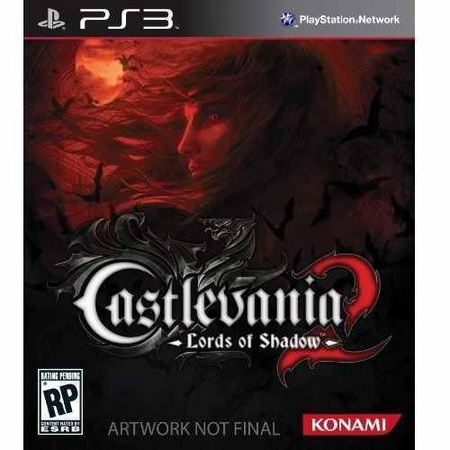 Videojuego Castlevania Lords Shadow 2 (xbox 360)