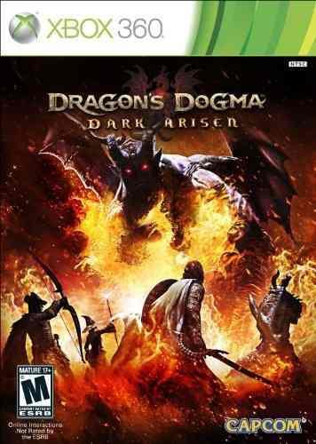 Videojuego Dragon's Dogma: Dark Arisen - Xbox 360