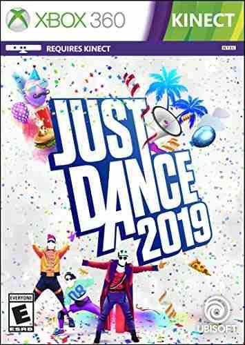 Videojuego Just Dance 2019 Para Xbox 360, Edición Standard