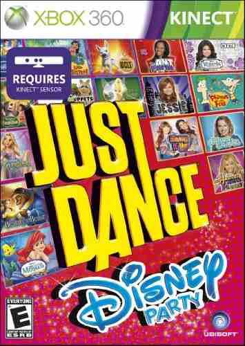 Videojuego: Just Dance: Disney Party Para Xbox 360 - Ubisoft