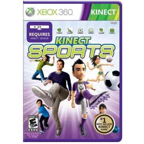 Videojuego Kinect Sports (xbox 360/kinect)