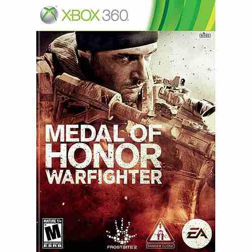 Videojuego Medal Of Honor Warfighter (xbox 360)