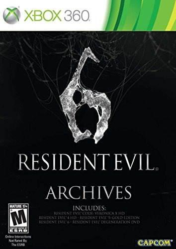 Videojuego: Resident Evil 6 Archives Para Xbox 360 - Capcom