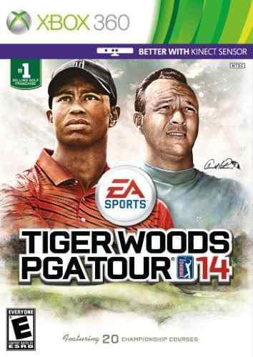Videojuego Tiger Woods Pga Tour 14 - Xbox 360