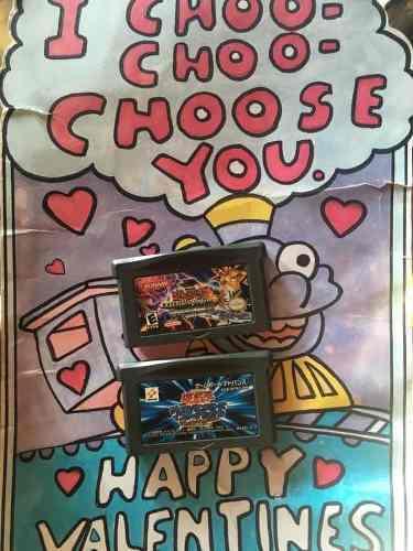 Yu-gi-oh! 7 Trials Y World Lote Nintendo Gameboy Advance Gba