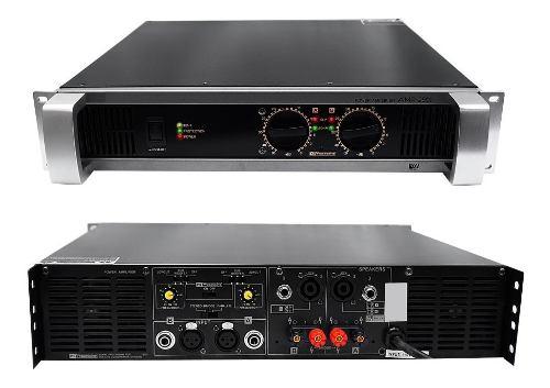 Amplificador De Audio C Yamaha w Rms Meses A Pagar Woow